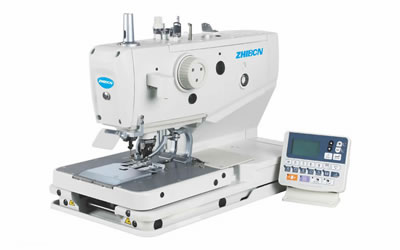 ZB-9830 Electronic Direct-dirve Eyelet buttonholing Sewing Machine