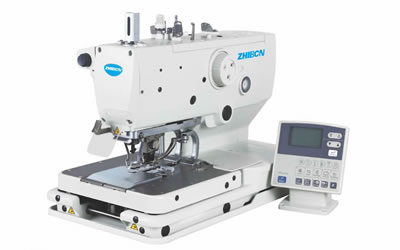 ZB-9820 Electronic Direct-dirve Eyelet buttonholing Sewing Machine